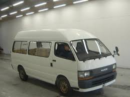 Japan used Toyota Hiace Van U-LH125B Long 1993 for Sale-2402789