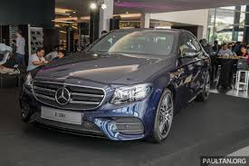 Mercedes benz c300 coupe amg premium plus. 2019 W213 Mercedes Benz E350 Launched In Malaysia New 48 V M264 Engine With Eq Boost Rm399 888 Paultan Org