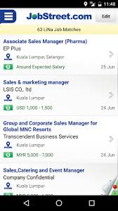 JobStreet- screenshot