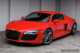 audi r8 2015 red. Exellent 2015 2015 Audi R8 V10 Akron OH  And Red 6