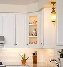 20 Smart Corner Cabinet Ideas For Every Kitchen