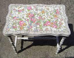 mosaic crafts mosaic table