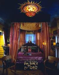 Gypsy Bedroom Ideas
