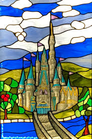 stained glass castle photo denver