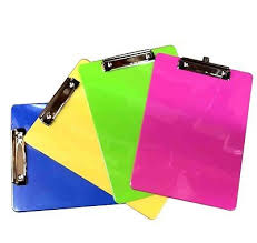 clipboard office paper holder clip. A4 Plastic Clipboard Solid Office Document Holder Filing Clip Board Color Choice Paper