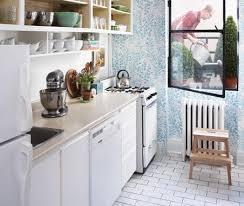 small white kitchens with white appliances. Kitchen Enchanting Small White Kitchens Designs With Black Granite. Appliances
