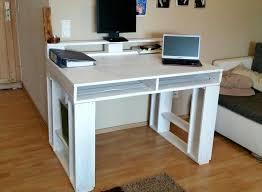 custom pallet mini computer desk or study table