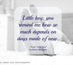 Little Boy Quotes Interesting The Best Mother And Son Quotes Disney Baby