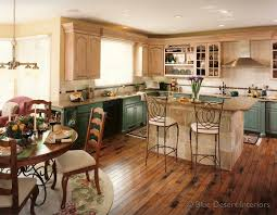 Kitchen Style Island Farmhouse French Shabby Chic Country
