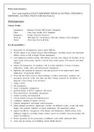 Amazing Facility Executive Resume Pictures - Simple resume Office .