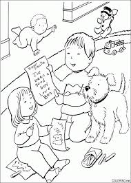 Small Picture All About Me Coloring Page Kids Coloring