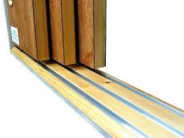 closet rail sliding door rail hardware 3 track sliding closet doors hardware sliding door co z ft closet door rails hardware