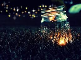 lighting in a jar. Lightning Bugs In A Jar Lighting I