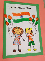 Chart Paper Border Design For Independence Day