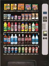 How To Get A Vending Machine At Work Fascinating It Would Be So Cool To Have A Vending Machine Like This One In The
