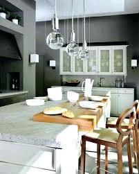 pendant lighting for kitchen island modern lovable lights 3 light chrome