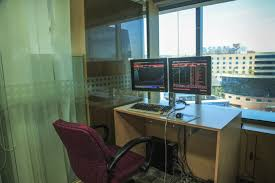 furniture for computers at home. Office, Property, Business, Furniture, Room, Apartment, Modern, Interior Design, Monitor, Indoors, Workplace, Condominium, Real Estate, Computers Furniture For At Home M