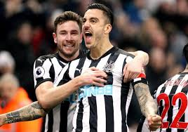 Image result for Newcastle 1 Swansea 1