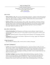 Merchandiser Resume Textile Merchandiser Resume Example Cv Templates Sales Sample 64