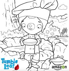 I'll post them again below if. Tumble Leaf Amazon Original Series