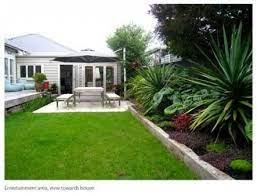 trendy garden landscaping design nz