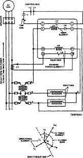 figure 2 45 schematic wiring diagram of an ac reverse power relay img