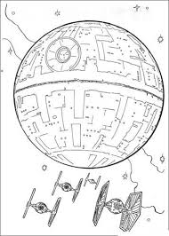 This is a coloring page of yoda, the grand master of the jedi high council of star wars. Kids N Fun Com 67 Coloring Pages Of Star Wars