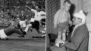 In 1941 trautmann joined the luftwaffe, initially as a radio operator. Bert Trautmann The Former German Soldier That Became An English Football Hero At Manchester City Fa Cup Final 1956 The Keeper Film