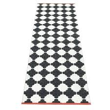 awesome black and white runner rug and black vanilla runner rug 37 black white chevron runner