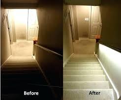 led stairway lighting. Motion Led Stairway Lighting