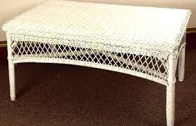 modern outdoor ideas medium size round wicker coffee tables stylish white table glass with storage small