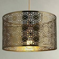 gold lamp shades john silk uk