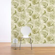 Small Picture SHABBY CHIC FLORAL WALLPAPER IN VARIOUS DESIGNS WALL DECOR NEW