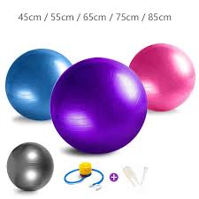<b>Explosion</b>-<b>proof Thickening</b> Yoga Ball Physical Fitness Ball Exercise ...
