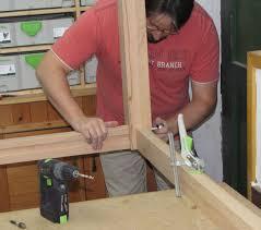 Tischbau In Zwei Tagen Holzwerkerblog Von Heiko Rech