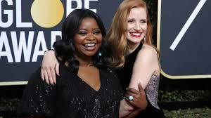 How Jessica Chastain got Octavia Spencer five times the pay - CNN