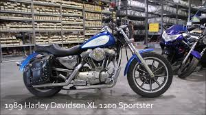 1989 harley davidson xl 1200 sportster used parts youtube