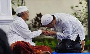 Image result for menghormati guru