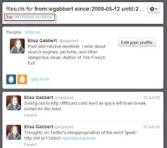 Find Your Old Tweets: How to See Your First Tweet | WordStream