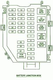 2004 lincoln town car fuse box diagram on 2004 download wirning 01 lincoln town car fuse diagram at 2003 Lincoln Town Car Fuse Box