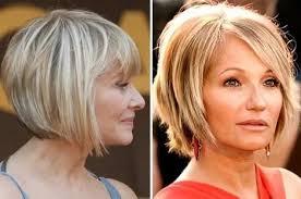 Zrážky Pre ženy Nad 50 Krátkych Vlasov