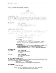 Transferable Skills Resume Unique Skills For Resume Examples Transferable Skills Resume Sample Skill
