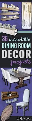 diy dining room wall art. DIY Dining Room Decor Ideas - Cool Projects For Table, Chairs, Decorations, Diy Wall Art A
