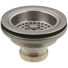 Kohler Faucet K 8799 Cp Duostrainer Polished Chrome Drains Basket