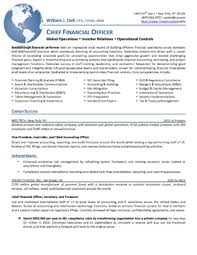 Chief Financial Officer Resumes College Application Essay Cuny Advanced Science Research Resume Of