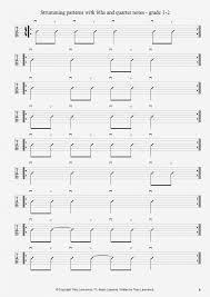 Guitar Strumming Patterns Pdf