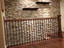 interior stone rock wall