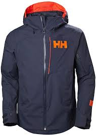 Helly Hansen Jacket Size Chart Mens Overland Jacket Graphite Blue Xx Large