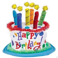 birthday cake gif