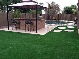 Installing Artificial Grass Zephyrhills South Florida Lawns Backyard
